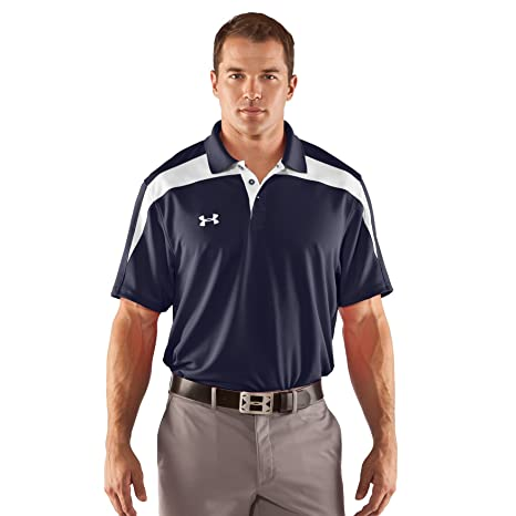 1a9fe6f6 Image Unavailable. Image not available for. Color: Under Armour UA Clutch  II Polo ...