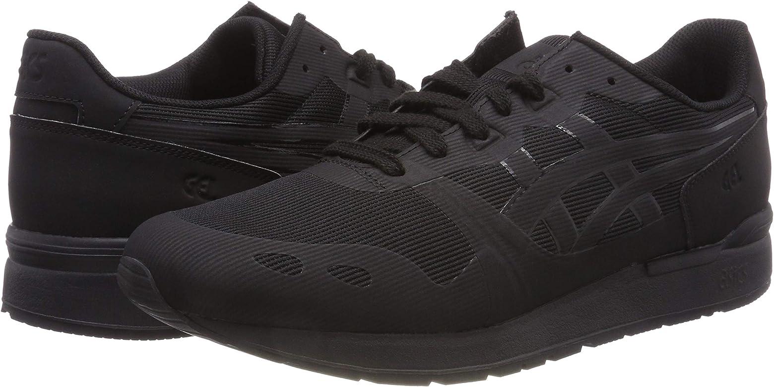 Asics Gel-Lyte NS, Zapatillas de Running para Hombre, Negro (Black/Black 9090), 36 EU: Amazon.es: Zapatos y complementos
