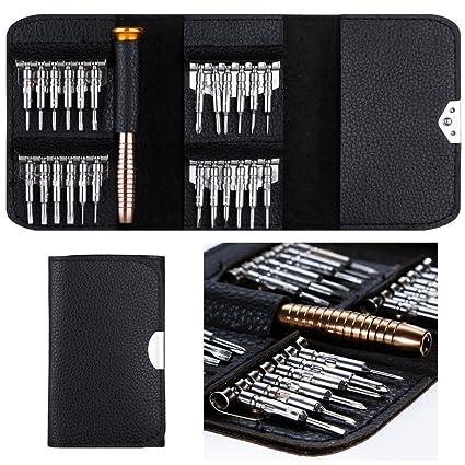 Set de destornilladores de precisión reparación herramientas de apertura para portátil – Funda para teléfono móvil