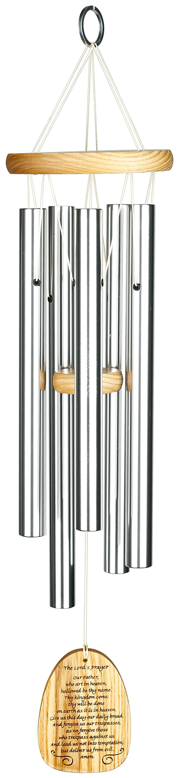 Woodstock Chimes WRLP Reflections Chime, The The Lord's Prayer by Woodstock Chimes