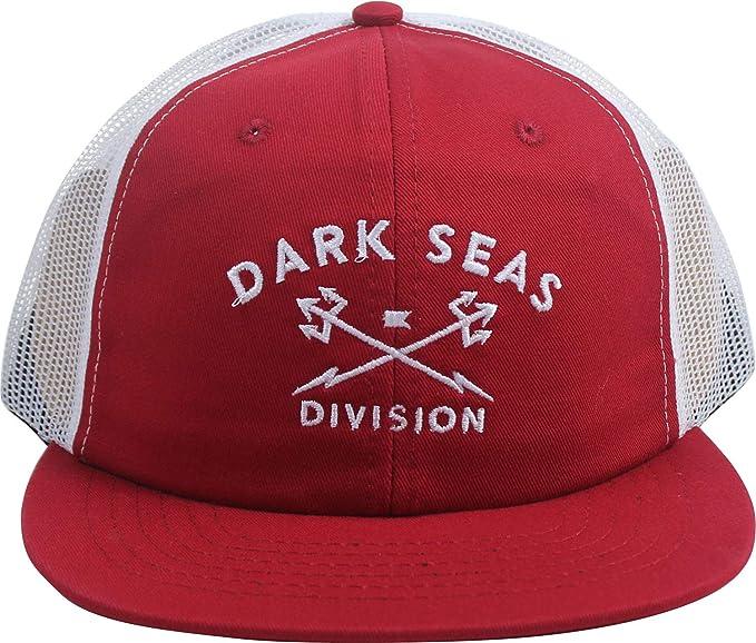 Red New Dark Seas Displacement Hat