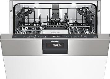 Gaggenau Geschirrspuler Modell Von 261 112 Mit Aus Edelstahl 60 Cm