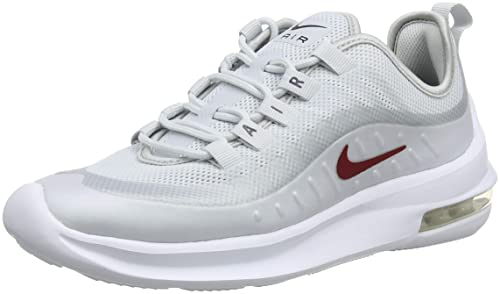 3b3d0857 Nike Women's Air Max Axis Running Shoes, Gold (Pure Platinum/Red Crush/