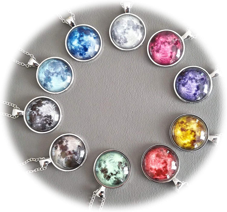 Domed PharmD Hot Blue Charm Beads Set of 3