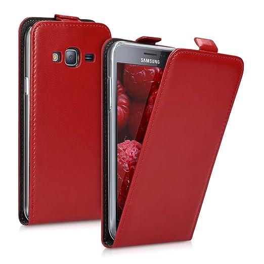 12 opinioni per kwmobile Custodia per Samsung Galaxy J3 (2016) DUOS- Cover per cellulare in