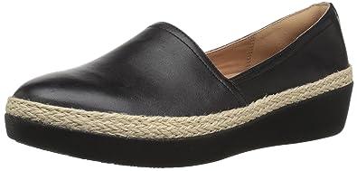 a0c91a2b6cf FitFlop Women s CASA Loafers Sneaker
