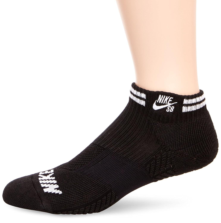 Nike Socken SB Elite Skate - Calcetines para hombre, color negro/blanco, talla M: Amazon.es: Deportes y aire libre