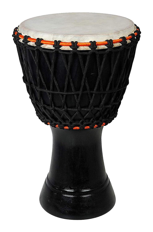 【限定品】 Makan African Inch Makan Style Leather & Wood, Hand Crafted 8 Hand Inch Head & 14 inch Diameter Black Drum/Djembes/Djembe Musical Percussion Instrument With Carry Bag B07QHHWW4X, LUXURY SEVEN:60eb70ba --- a0267596.xsph.ru