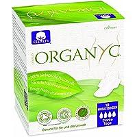 Organyc - Compresas de noche con alas