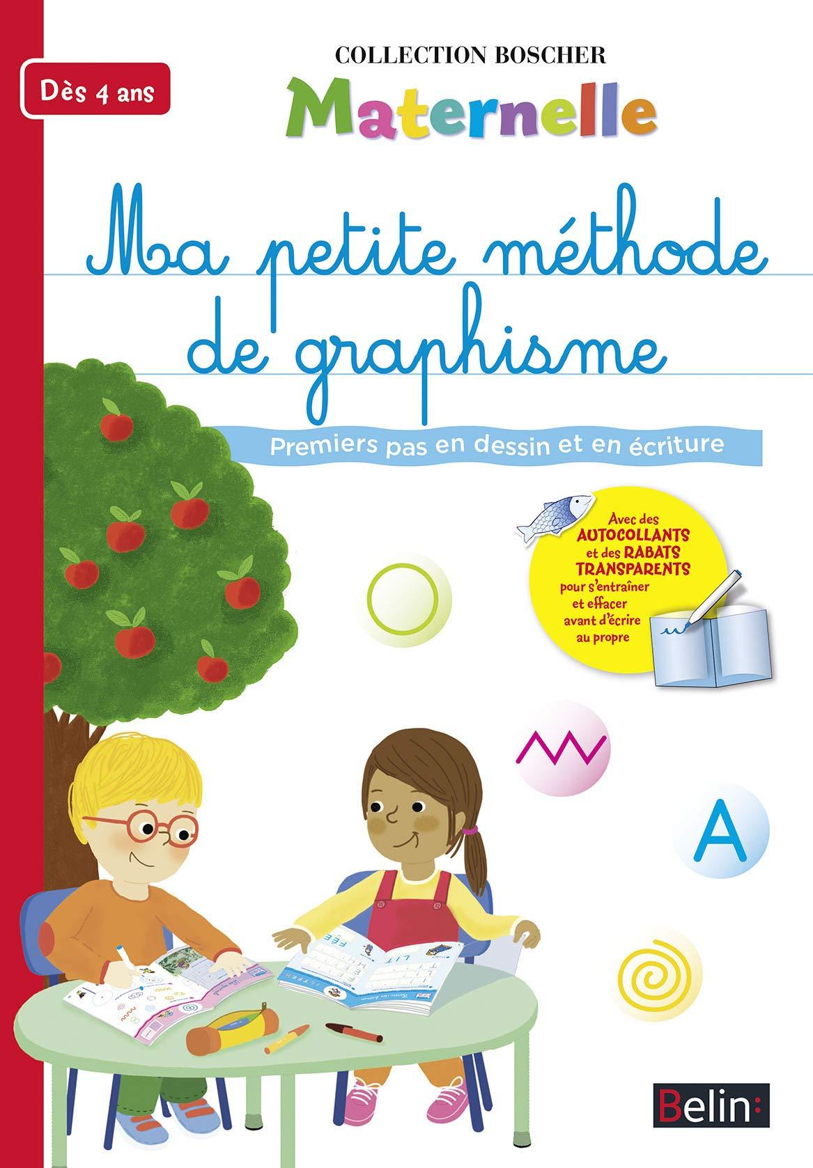 Amazon In Buy Collection Boscher Maternelle Ma Petite Methode De
