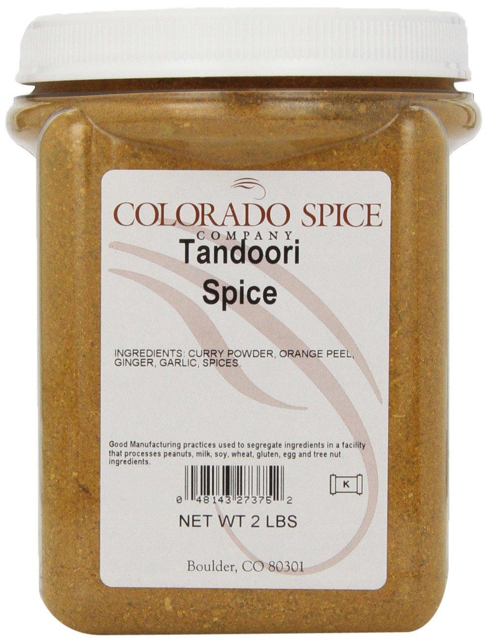 Colorado Spice Tandoori Spice, 32-Ounce