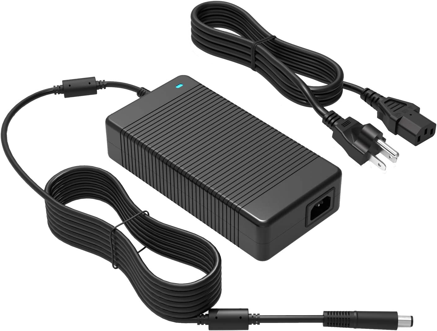330W 19.5V 16.9A Alienware Power Adapter AC Charger Fit for Dell Alienware X51 X51 R2, M18x M18x R1, R2, R3, DA330PM111 M18X-0143 XM3C3 331-2429 320-2269 Laptop Replacement Power Supply Cord