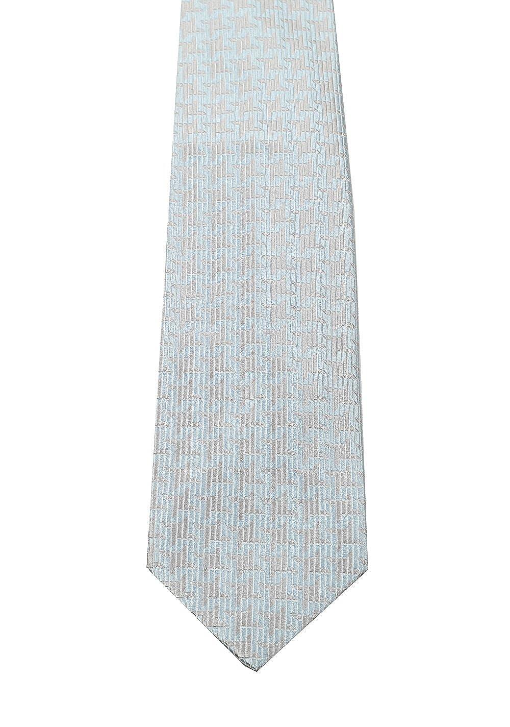 Gucci CL Blue Patterned Tie: Amazon.es: Ropa y accesorios