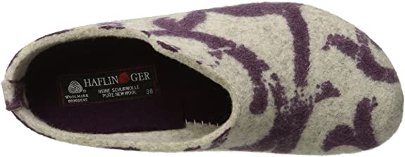HAFLINGER Grizzly Onda Chaussons Mixte