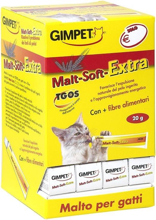 GIMPET Malta Extra Soft - pasta de malta de 20 gr - Comida ...