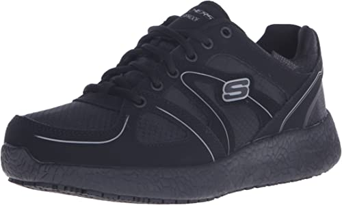 Skechers for Work Women's Burst Slip