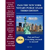 Pass the New York Notary Public Exam Third Edition: Everything you need - Exam Prep with 4 Full Practice Tests!