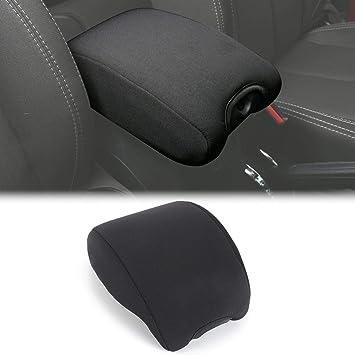 Armrest Pad Cover Auto Center Console For 2011-2017 Jeep Wrangler JK