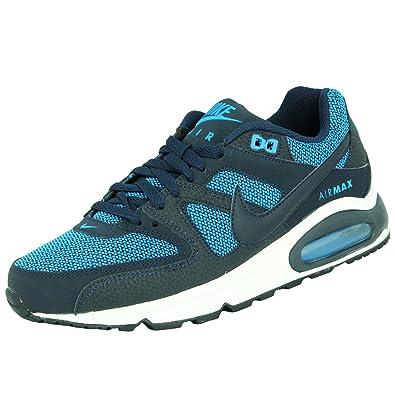 size 40 8a7e4 3ecab Nike Air Max Command Herren Schuhe Sneaker Leder blau blau, blau - blau -  Größe