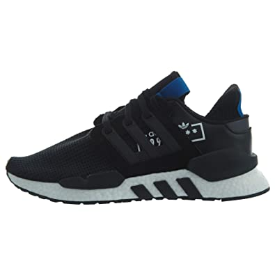 new concept 49ac0 42fae adidas Equipment Support 91 18 Mens (Alphatype Pack) in Black Bluebird,