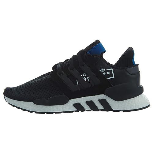 adidas Equipment Support 91 18 Mens (Alphatype Pack) in Black Bluebird 42f867ebead
