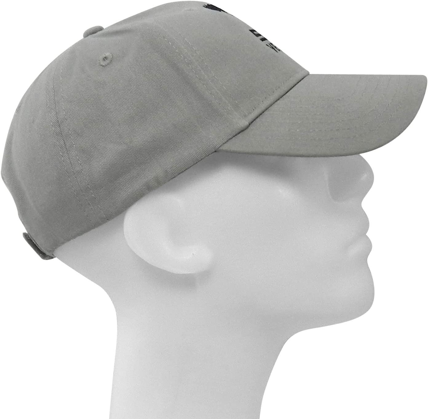 Ford Mustang 50th Years Anniversary Gray Baseball Hat