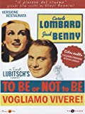 To Be Or Not To Be! - Vogliamo Vivere (DVD)