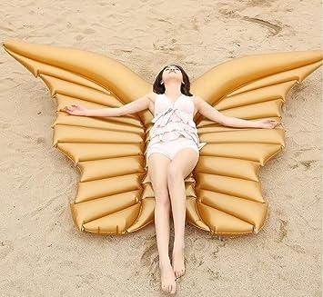Casa jardín de alas de ángel flotador gran flotador ...