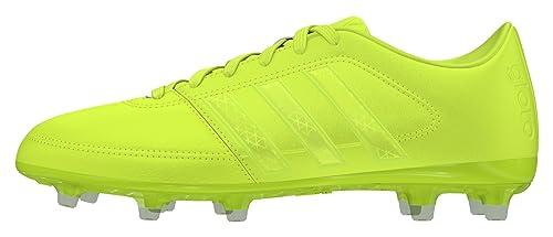 save off b481c b0b64 adidas Gloro 16.1 FG, Botas de fútbol Unisex Adulto, Solar Yellow, 36 2