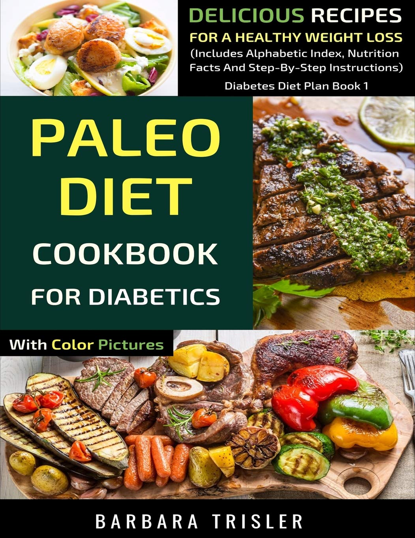 paleo diet cookbook with pictures