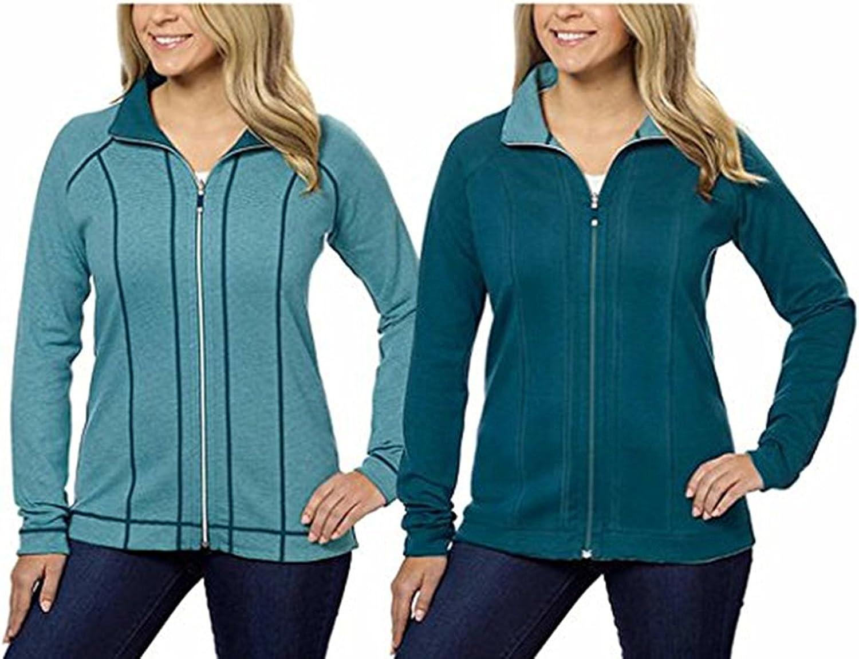 Kirkland Signature Ladies' Reversible Full Zip Jacket