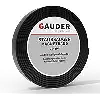 GAUDER Robotic Vacuum Boundary Tape   For Neato, Xiaomi, Miele, Vorwerk & Tesvor   Magnetic Strips for Robot Vacuum…
