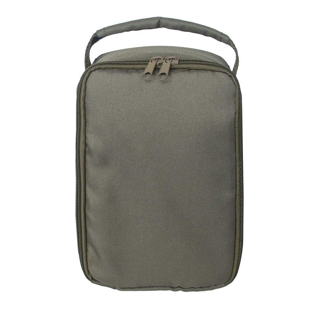 tragbare Angelrolle /& Fangger/ät Tasche tragen Aufbewahrungstasche wasserdicht 600D Oxford Fischk/öder K/öder Tackle Taschen Bclaer72 Angelrolle Tasche