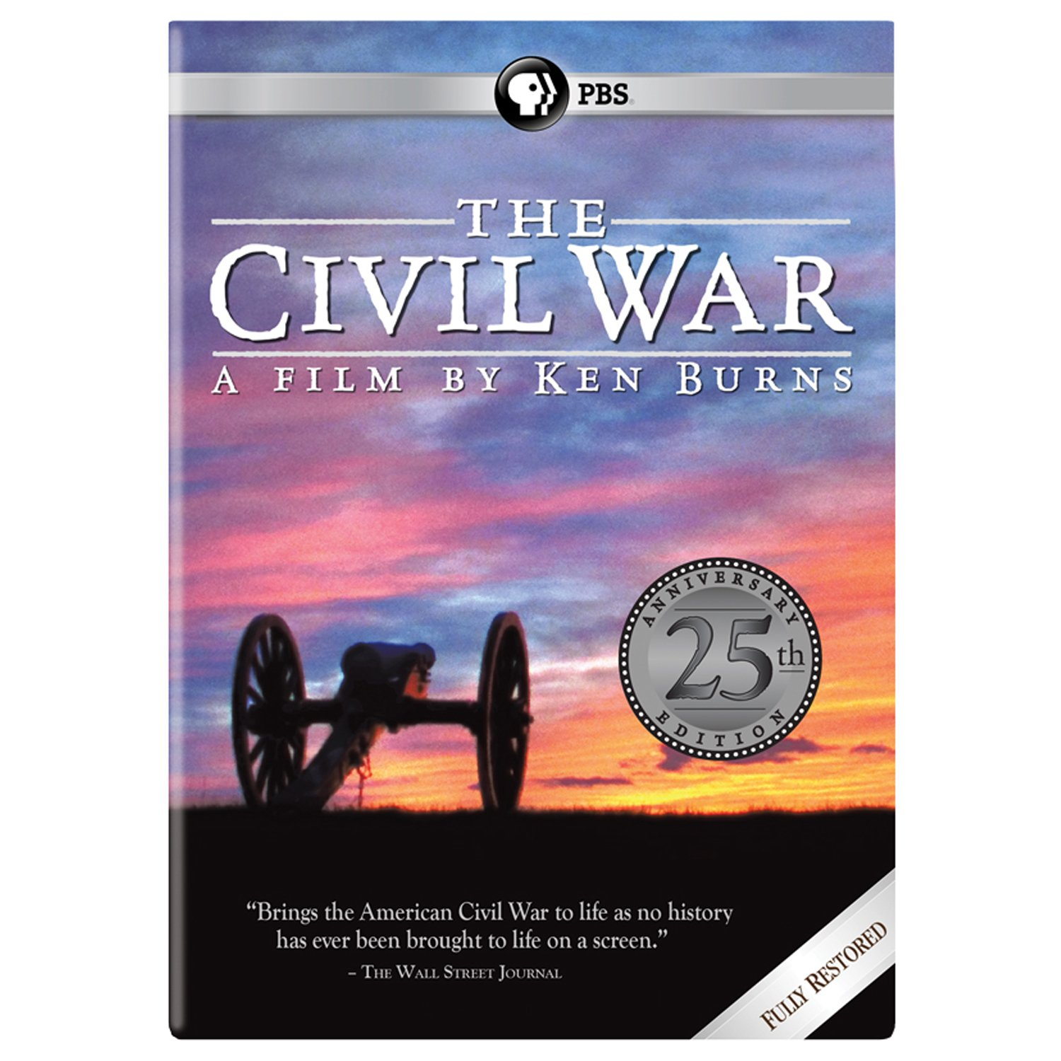 DVD : The Civil War (25th Anniversary Edition) (Anniversary Edition, Boxed Set, 6PC)
