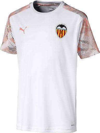 PUMA Valencia CF Training Jersey - Camiseta Niños: Amazon.es: Ropa y accesorios