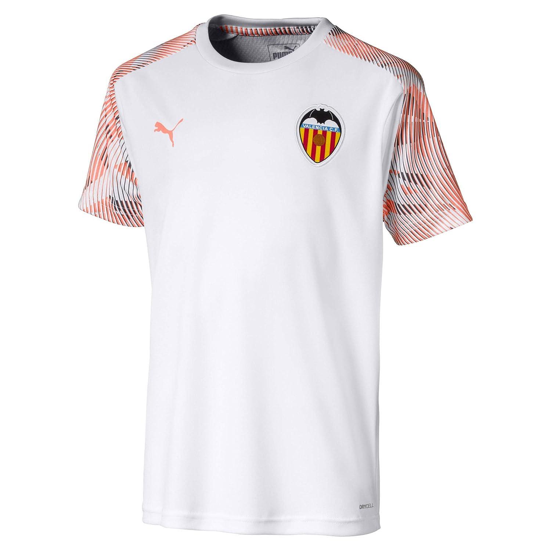 PUMA Valencia CF Training Jersey Camiseta, Niños: Amazon.es: Ropa ...