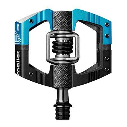 127efb1a6c4 Amazon.com : Crank Brothers Mallet Enduro Long Spindle Pedal, Black ...