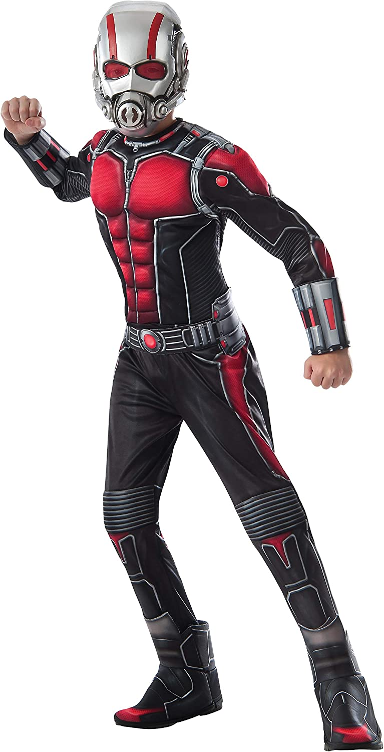 Ant-Man Marvel Deluxe Men/'s