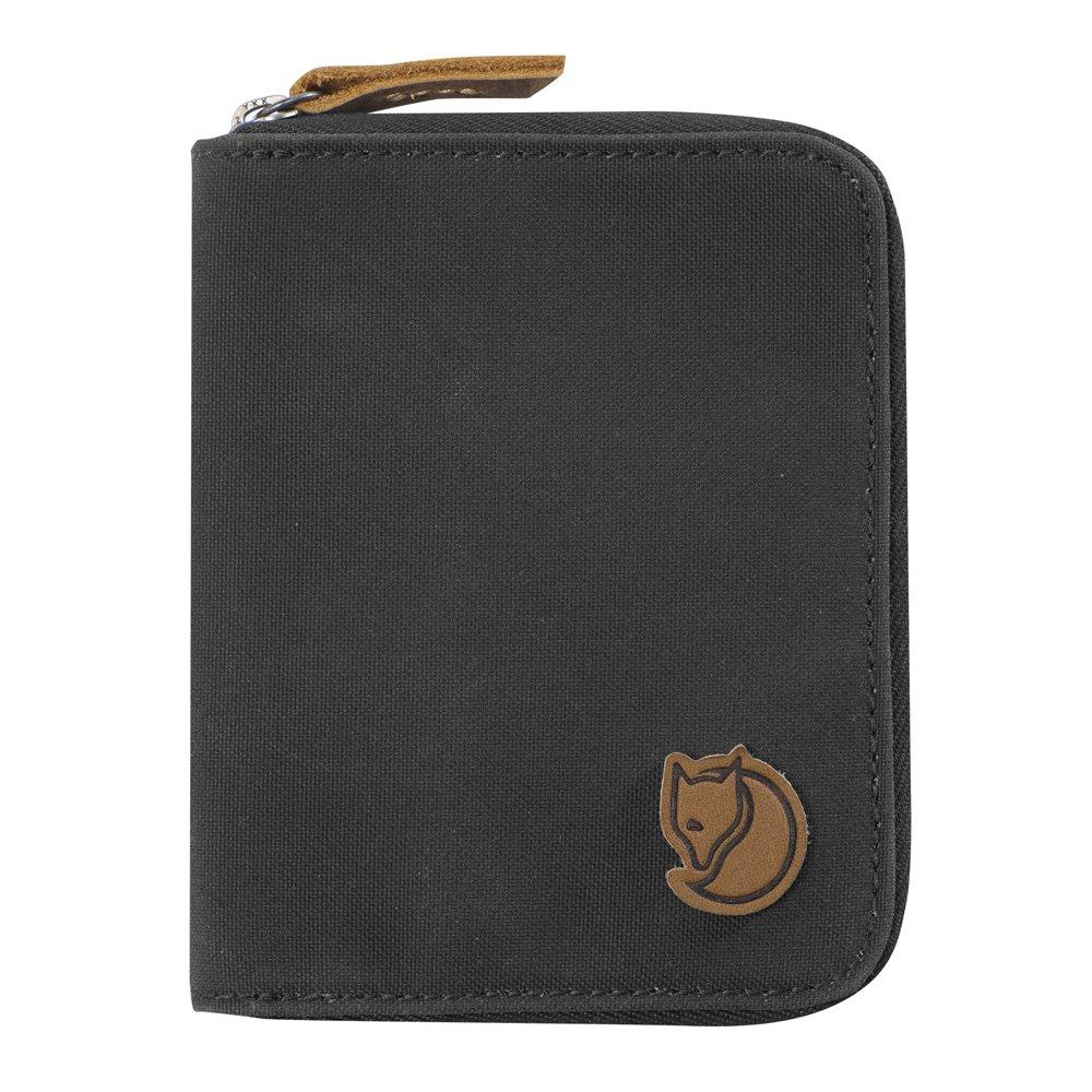 Fjallraven Zip Wallet, Dark Grey
