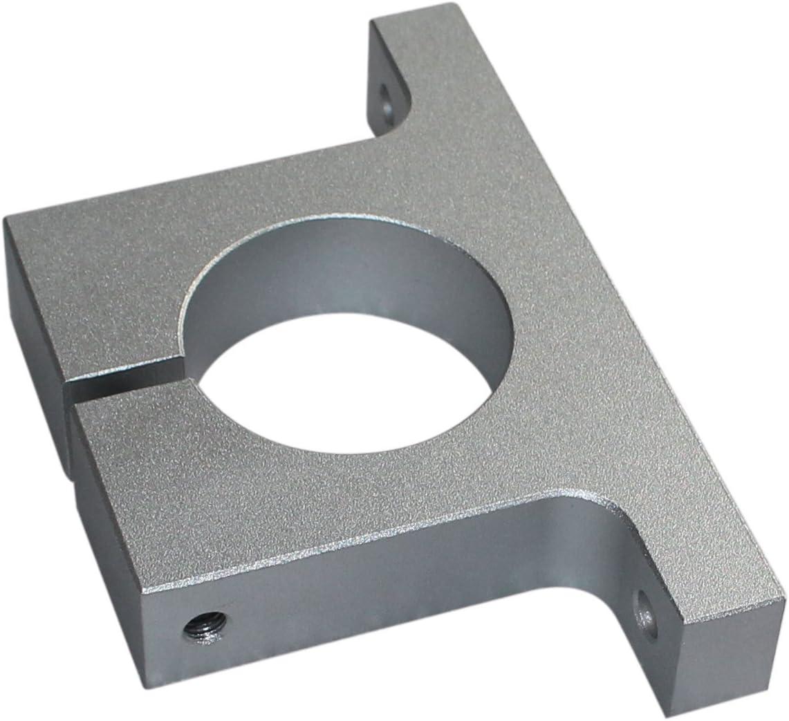 Euro Aluminium Neck 43mm Spindle Mount Bracket Clamp Spindle Motor Holder