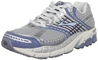 Brooks Women's Ariel Running Shoe,Cashmere Blue/Infinity/Silver Faded  Denim,6