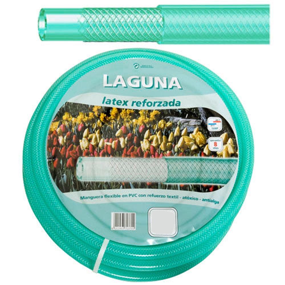Manguera Latex Papillon Reforzado 19 Mm. - 3/4' Rollo 50 Metros SATURNIA
