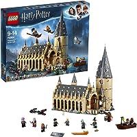 LEGO Harry Potter - La Grande Salle du château de Poudlard - 75954 - Jeu de Construction