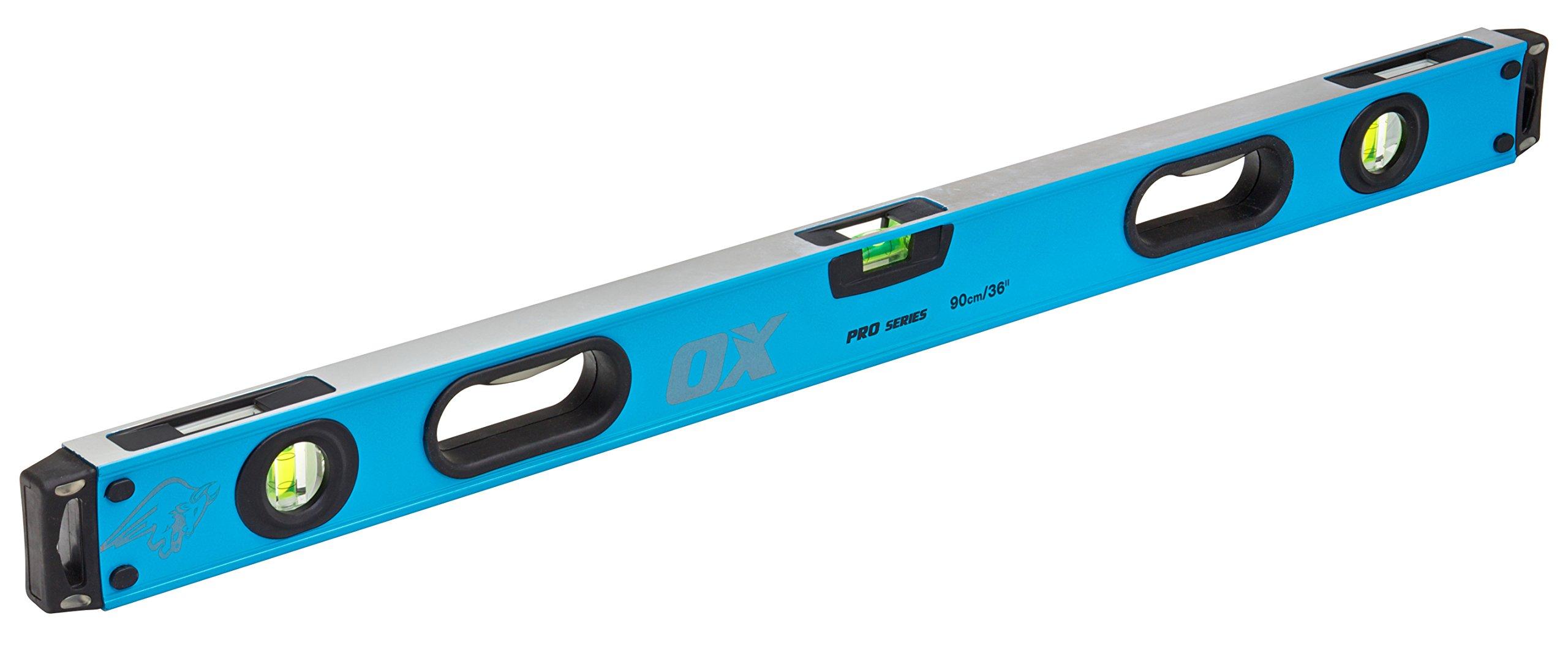OX Tools Heavy-Duty Box Level - 36'' by OX Tools (Image #1)