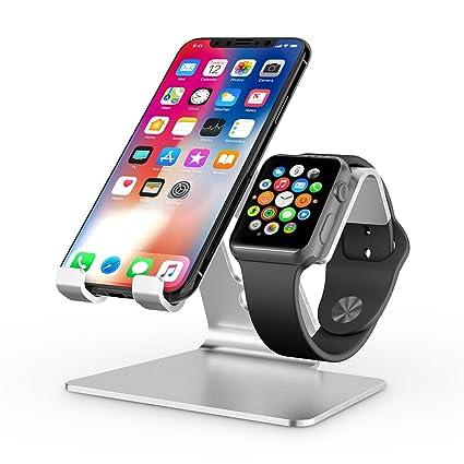 Amazon.com: OMOTON 2 en 1 - Soporte universal para teléfono ...