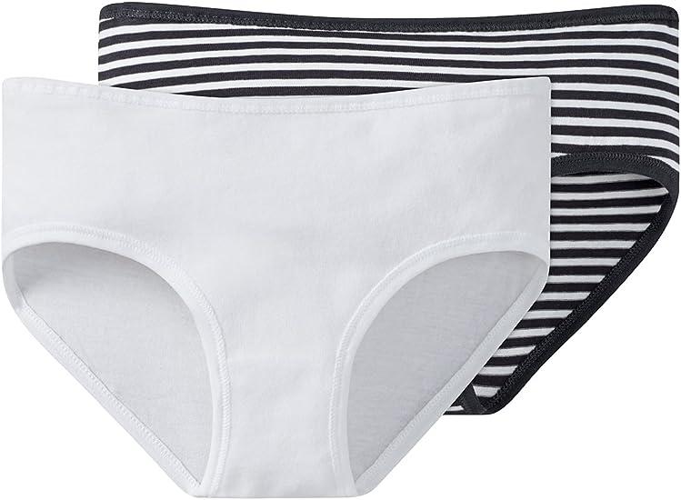 Schiesser Pantaloni Bambina Pacco da 2