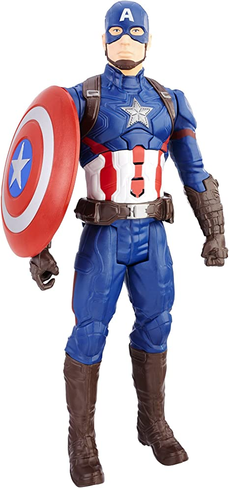 Marvel Avengers – Cepillo eléctrico minimuñeca – Captain America ...