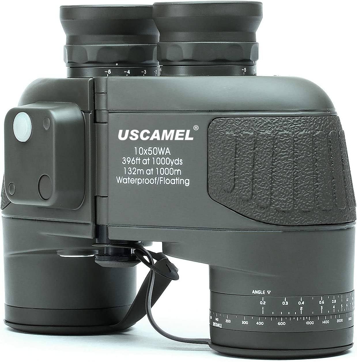 Best rangefinder binoculars: USCAMEL 10x50 Military Waterproof HD