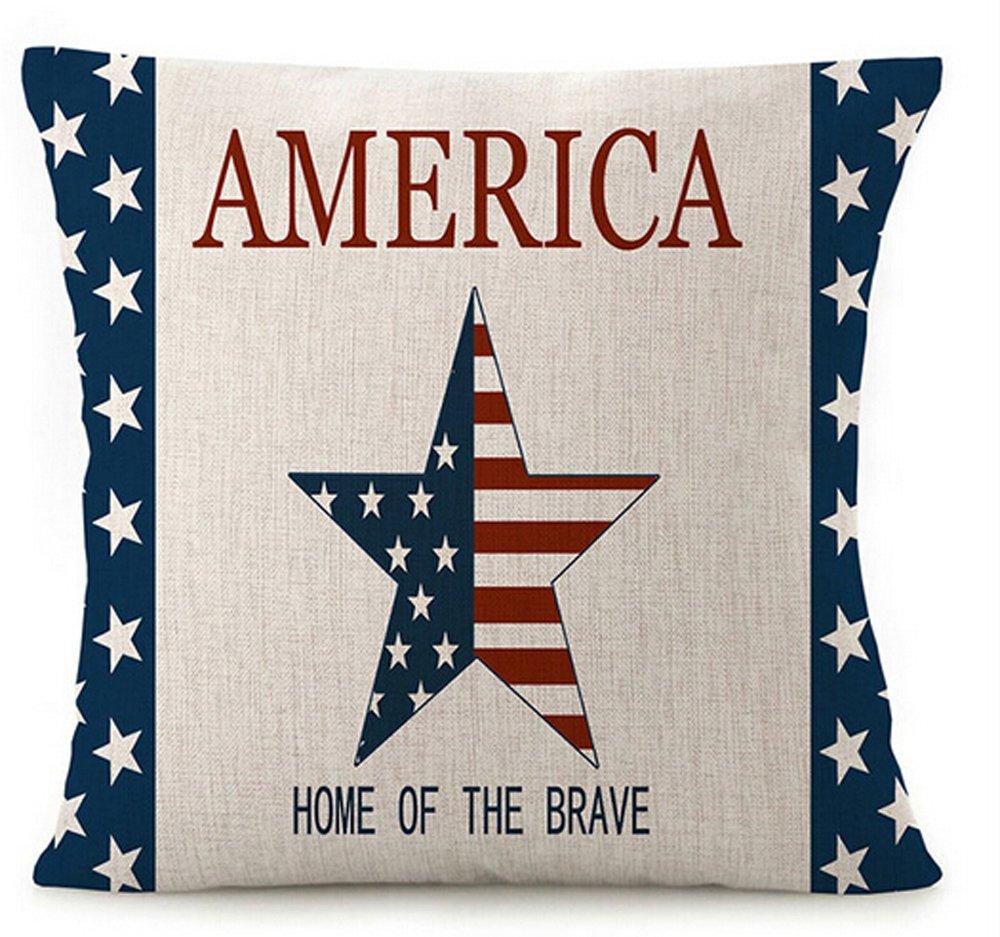 vari creative bandiera americana stelle e strisce design e ... - Soggiorno Quadrato 2