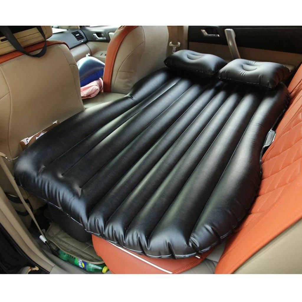 RMJXJJ-car air bed SUV-Auto-Bett-Auto-Luftmatratze TPU-Leder-Grün (Mehrfarbig wahlweise freigestellt)